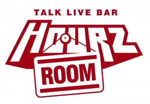 Hourz Room ロゴ